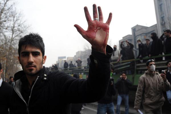 伊朗首都骚乱已致5人死亡