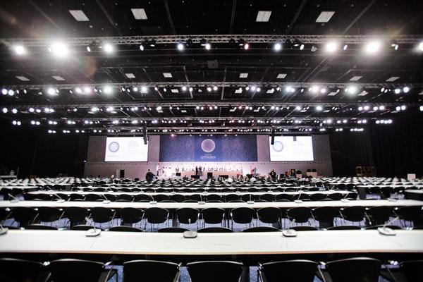 哥本哈根准备就绪迎接气候峰会