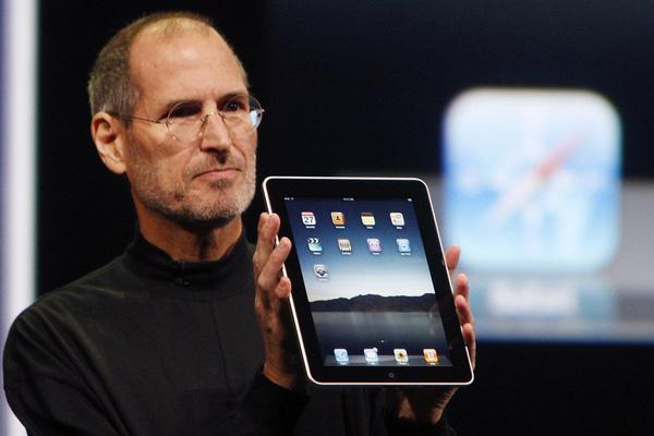 苹果发布平板电脑 中国上市时间未定