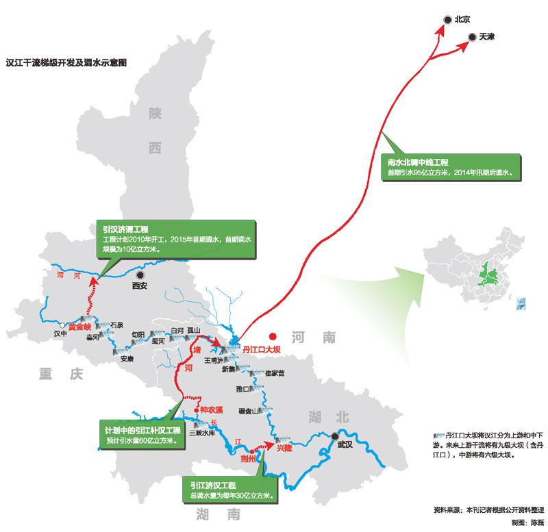 打开中国地图