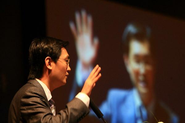 腾讯总裁马化腾