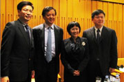 财新传媒与香港总商会交流酒会在港成功举办