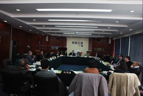 《转型报告2010:复苏与改革》中文版发布会暨转轨之鉴经济学家圆桌对话在京召开_转轨之鉴经济学家圆桌对话