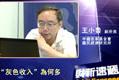 """王小鲁:""""灰色收入""""为何多"""