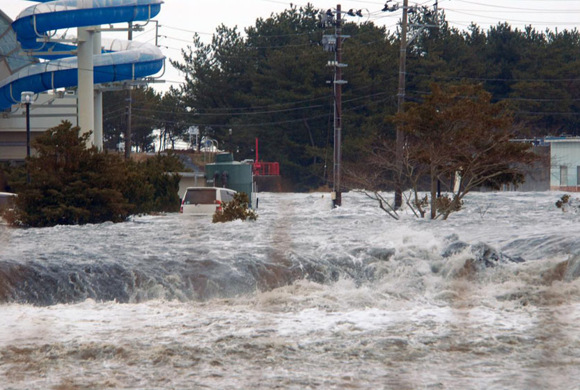 海啸形成的原因_海啸形成最主要原因