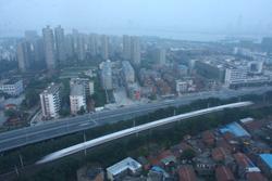2010年9月8日,南昌,昌九高铁试运行。史玉琨/CFP