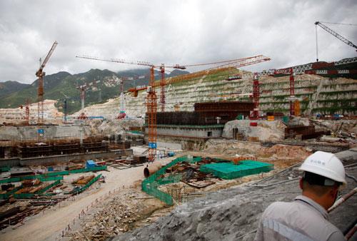对于中国核电大跃进的批评之声,在福岛事故后愈发受到重视。Qilai Shen/Bloomberg/CFP