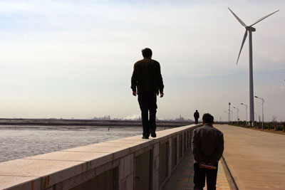大洋彼岸的这场官司,折射出中国风电行业步入下坡路的现实。Nir Elias/Reuters