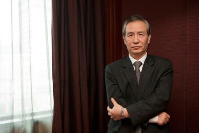国务院发展研究中心党组书记、副主任刘鹤Nelson Ching/Bloomberg/CFP