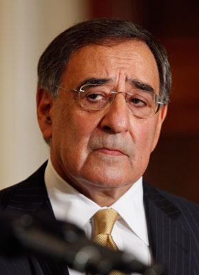 美国中央情报局(CIA)局长,候任国防部长帕内塔。Chip Somodevilla/Getty Images/CFP