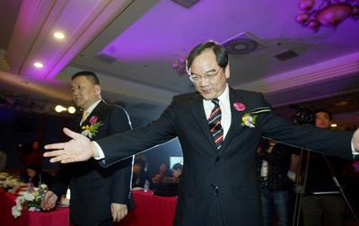 原雅芳中国区总裁高寿康因涉嫌向中国政府官员行贿,不得不黯然离开服务了近15年的雇主。暴帆/CFP