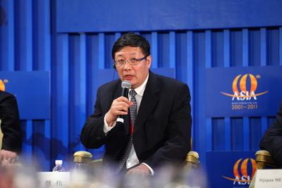 中投公司董事长楼继伟在4月出席2011年博鳌亚洲论坛期间表示,中投公司近年来的投资回报处于不错的水平,董事会也一致主张应该给公司增资,扩大境外投资规模。张茂/CFP