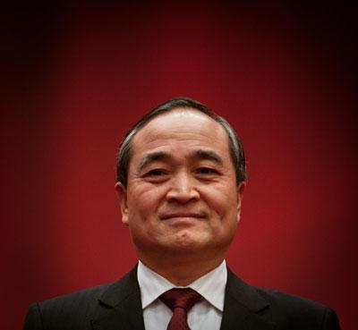 中钢集团原总裁黄天文。Xiao Yi/CFP