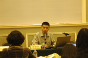 段宏庆谈中国记者使用政府信息公开条例情况