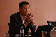 美国资本投资集团公司副总裁丁晓方