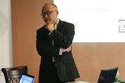 英国《金融时报》副主编,FT中文网总编辑张力奋