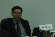 南京大学新闻传播学院、政府管理学院教授,博士生导师杜骏飞