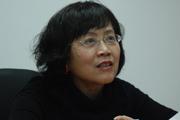 财新传媒总编辑,中山大学传播与设计学员院长胡舒立