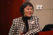 中山大学传播与设计学院教授、财新传媒总编辑胡舒立