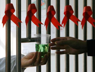 早在2010年11月,全球基金已经停止了对艾滋病项目的拨款。Sean Yong/Reuters