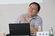 中山大学传播与设计学院教授,中国传媒大学国际传播研究中心主任陈卫星