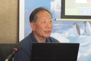 WWF全球应对气候变化计划主任杨富强