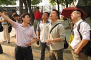 参观惠新西街既有居住建筑节能改造项目