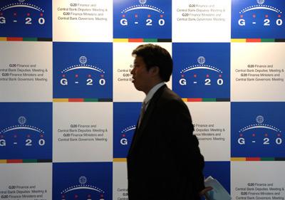 如何更好地发挥G20的作用,是诸多智库都关注的话题。Seokyong Lee/Bloomberg/CFP