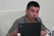 财新传媒编委、法律部主任段宏庆
