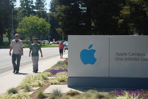 苹果17年来首次分红 为投资者提供周期性收入