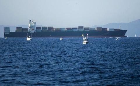 中海发展2011年净利润同比减少39%