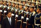 柬埔寨政府首相洪森再度访华
