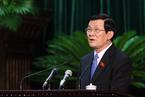 张晋创当选越南国家主席