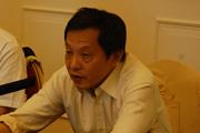 财政部财政科学研究所副所长白景明