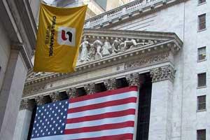 2008年,中基公司收购了美国金融界曾经最富盛名的地标建筑——华尔街23号。安中石油的旗帜飘扬在华尔街上空。