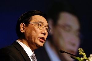 """姜建清:中国银行业进入""""新常态"""""""