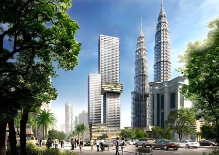 是马来西亚第一家获得新加坡建设局(bca)颁发的绿色