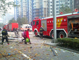 Deadly Explosion Rips Through Xi'an Restaurant