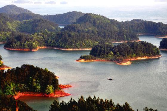 杭州拟斥200亿建千岛湖引水工程