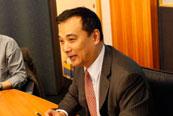 摩根大通中国区主席兼首席执行官邵子力