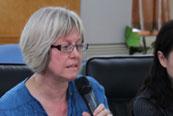 瑞典隆德大学东亚及东南亚研究中心副教授Marina Svensson