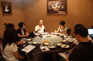 对话历史学家袁伟时先生