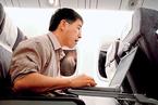 在飞行中上网