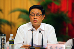 江苏省人大常委会党组书记蒋定之被补选为省政协委员