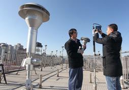 74城市发布PM2.5等数据已两年