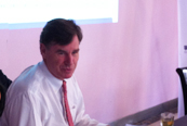 欧洲复兴开发银行副行长兼首席财务官Manfred Schepers