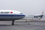 国航机组对指令存疑 客机香港险撞山头