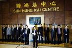 新鸿基217.7亿元购得上海新地王