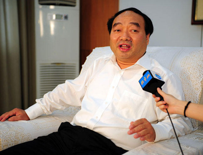 Lei Zhengfu was fired from his position of Party Secretary of Chongqing's Beibei district on November 23 after a sex tape showing him and his younger mistress was posted on Weibo. Local officials are currently investigating
