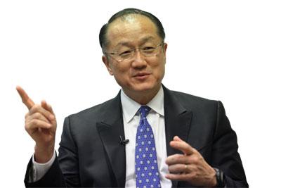 世界银行行长金墉(Kim
